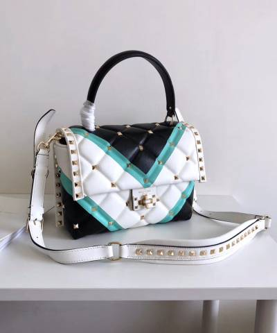 Сумка Valentino Garavani Candystud Top Handle Bag